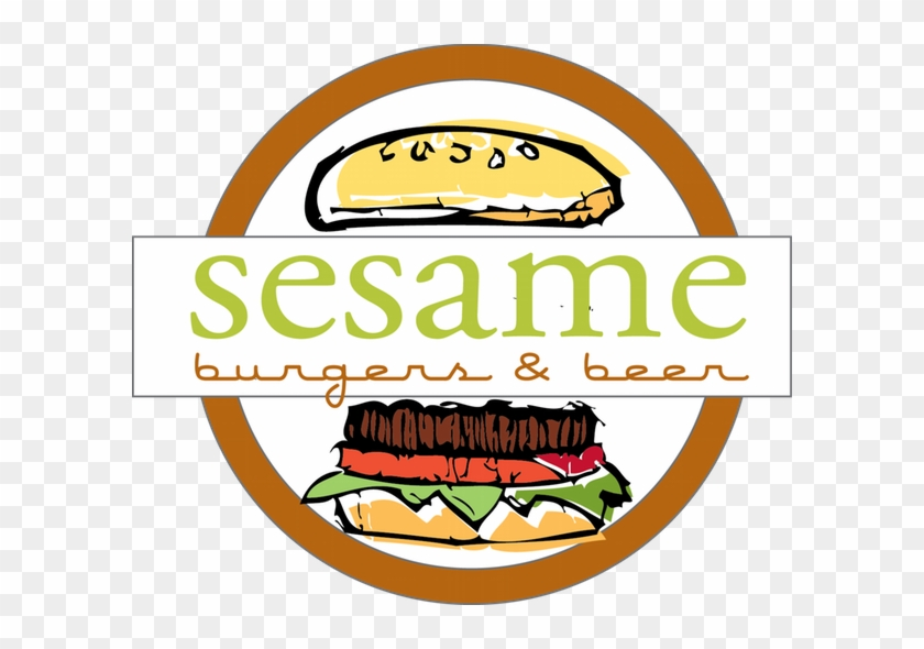 Sesame Burgers And Beer #177756