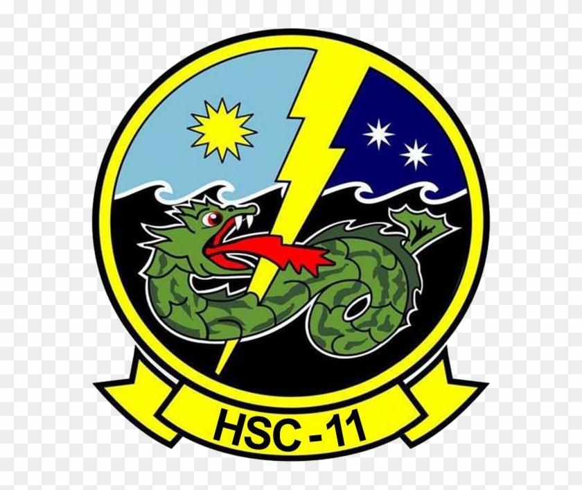 Us Navy Hs 11 #177936