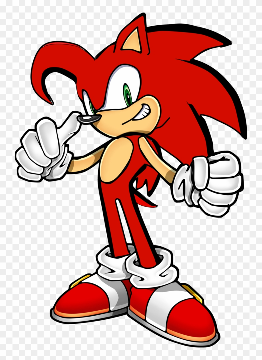 Sonic The Hedgehog Clipart Red Sonic The Hedgehog Red Free Transparent Png Clipart Images Download