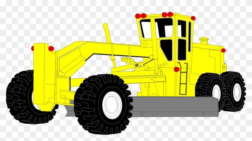 Heavy Equipment 02 Clipart, Vector Clip Art Online, - Construction Equipment Clipart Png #178364