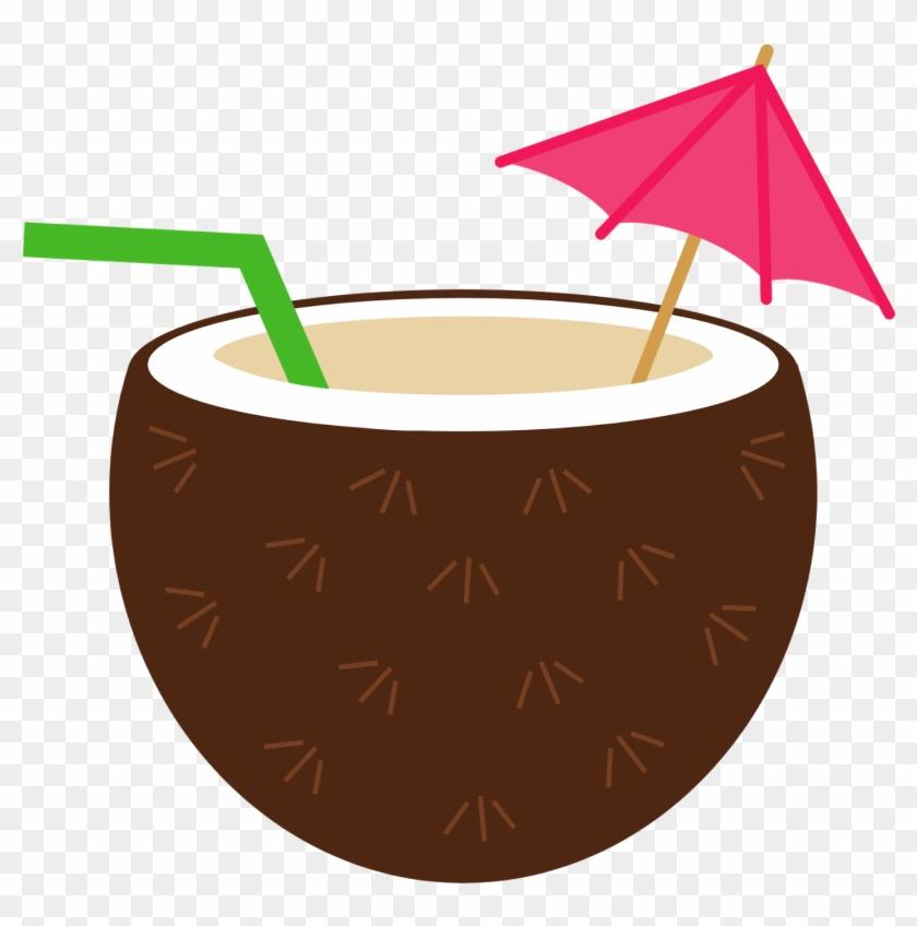 Cocktail Clipart Coconut