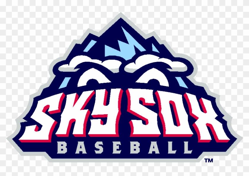 Sky Sox Baseball - Colorado Springs Sky Sox #994839