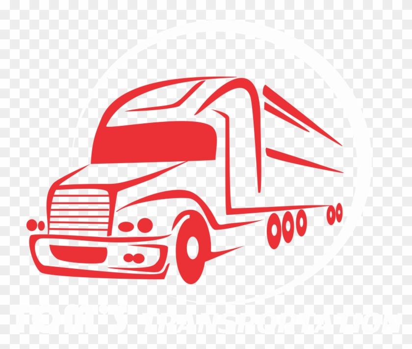 Local Transportation Company - Truck Logo #995248