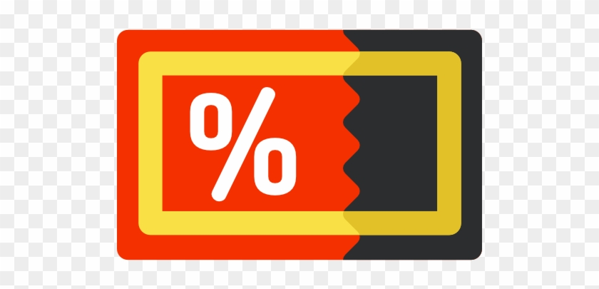Discount Icon Parking Coupons For Kids - Coupon Icon Png #995275