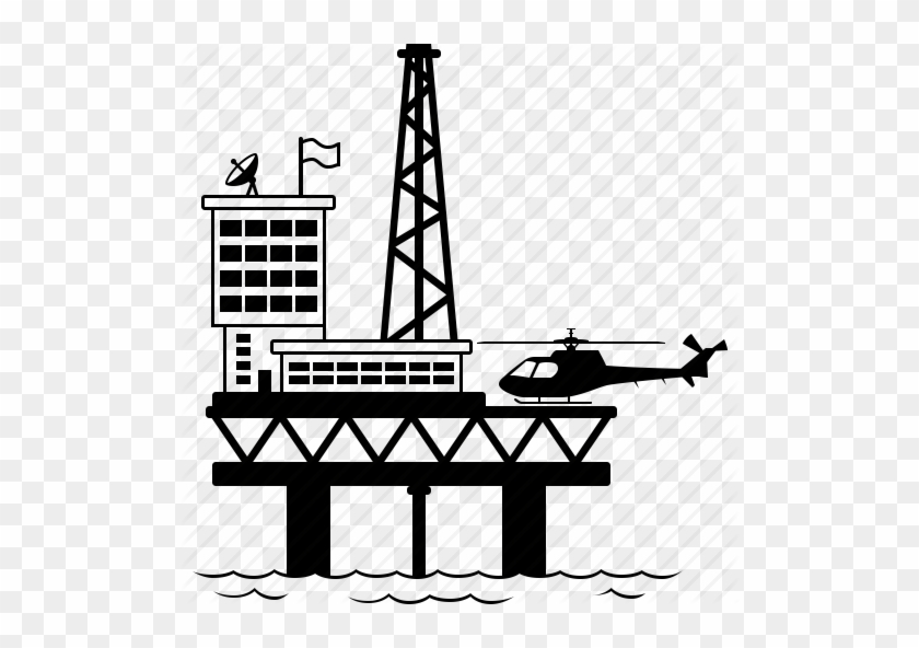 Related Categories - Oil And Gas Rig Icon #995436