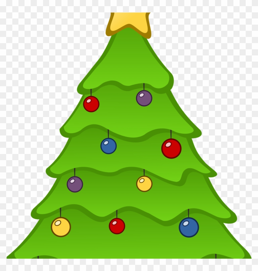 A Note For Your Diaries Is That This Year There Will - Xmas Tree Clipart #995518