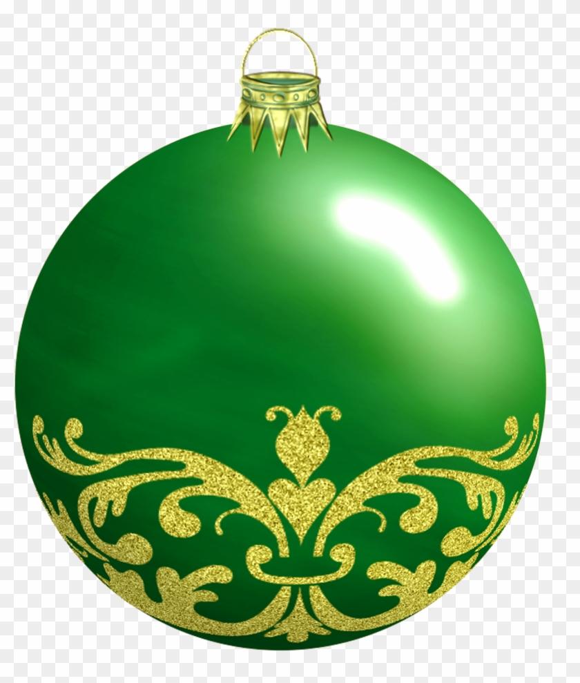 Christmas Bauble - Christmas Ornament Png Transparent #995552