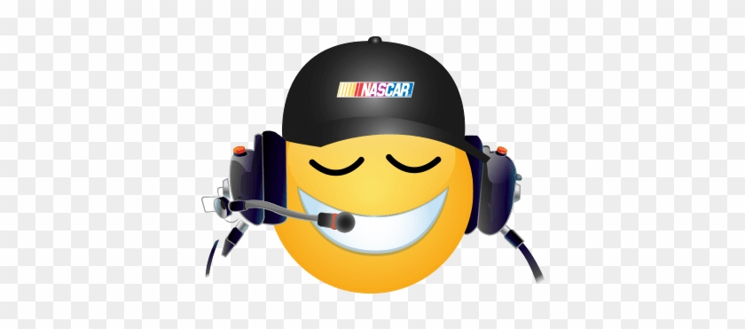 Bring Nascar Emoji To Your Phone With The 'emoji Garage' - Race Car