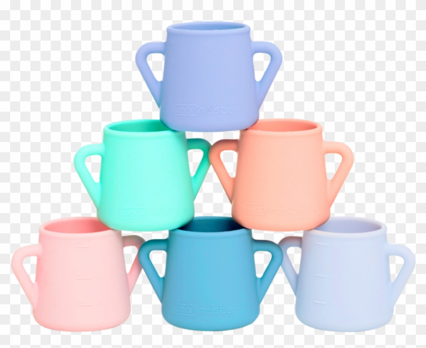 Six Beautiful Colours To Choose - Sippy Cup #996618