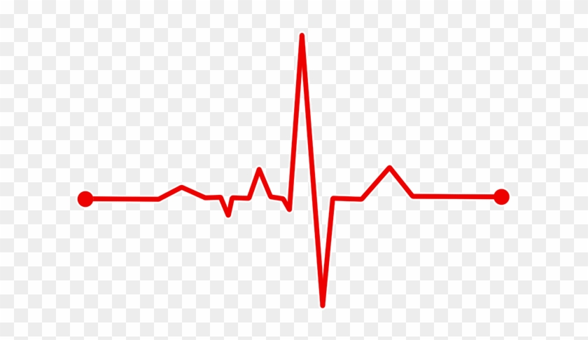 Free Image On Pixabay - Heart Monitor Line Png #997307