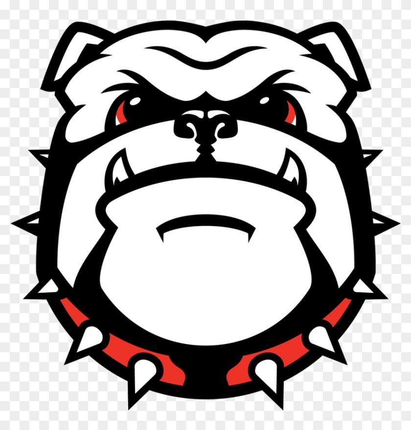 Uga Bulldog Proof Of Concept On Behance Rh Behance - University Of Georgia Bulldog Png #997782