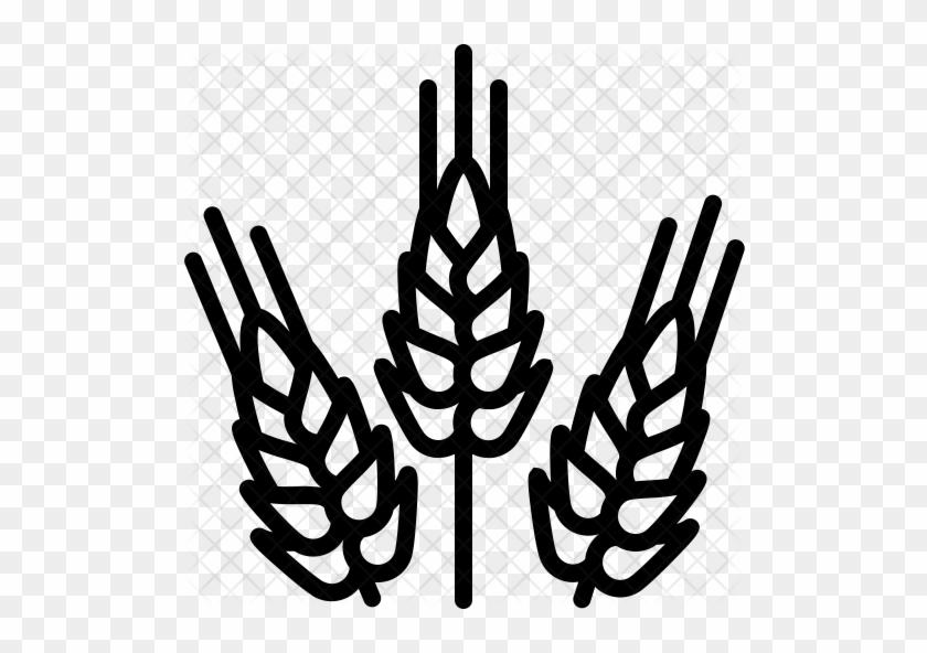 Gluten Icon - The Arbor - Free Transparent PNG Clipart
