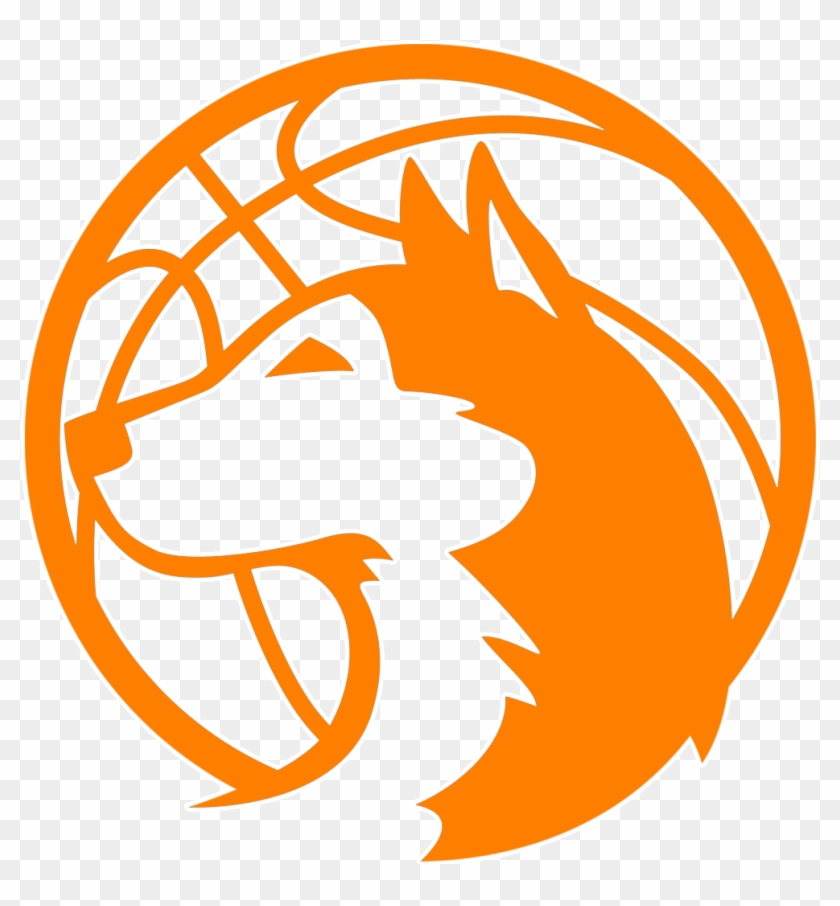 9949516e581b78ea Huskies Basketball Logo White Background
