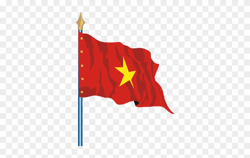 Flag Of Vietnam Free Transparent Png Clipart Images Download