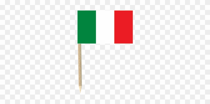 Mini Pics Drapeau Italie - Mexican Flag On A Pole #999049