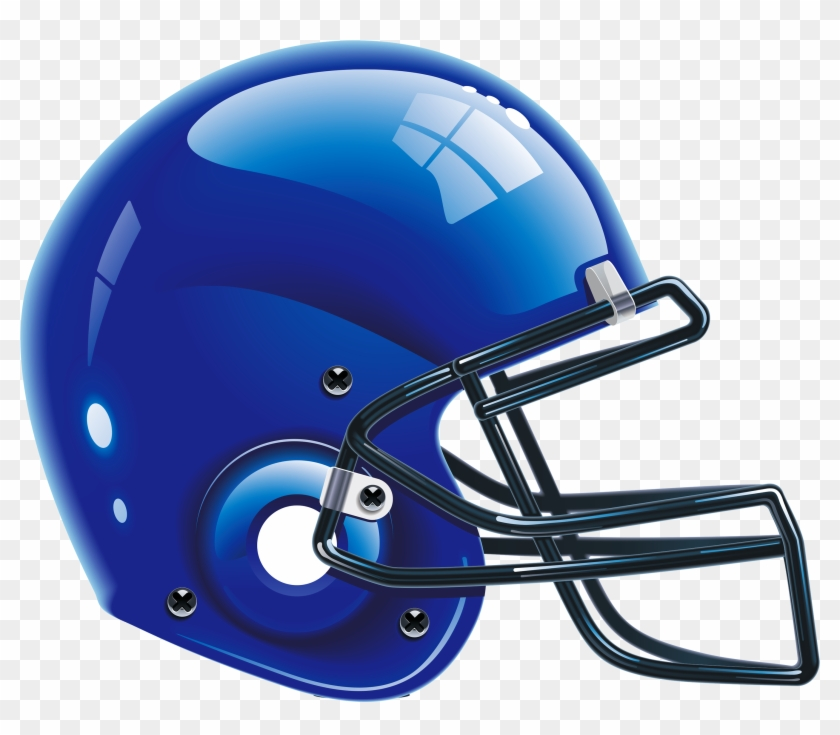 Blue Helmet Png Clip Art Image Png M 1447818902 Football - South Florida High School Football #999112