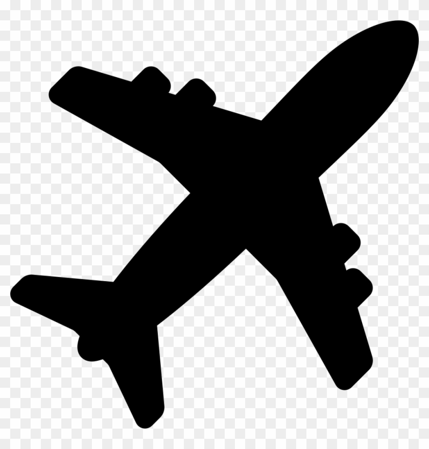 Airplane Clip Art Airplane Silhouette Free Transparent Png