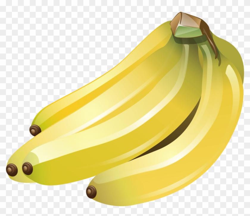 Vector Banana Png Image Download Banana Drawing Transparent Free