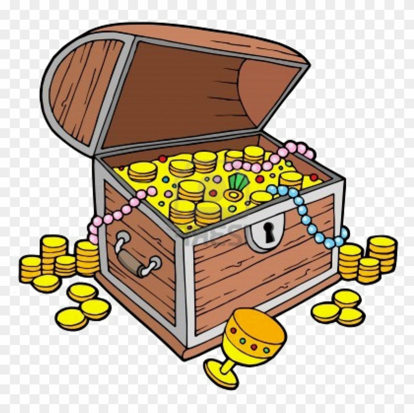 Image result for pirate treasure clipart