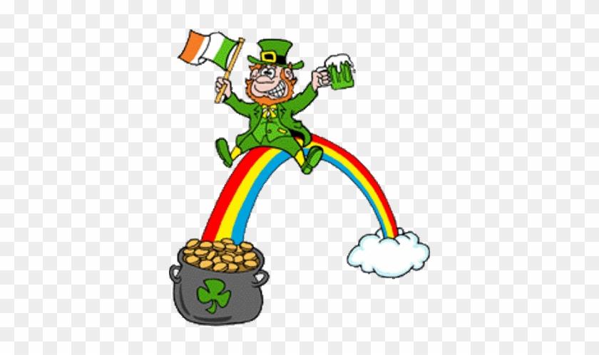 Leprechaun Pics Clipart Image St Patricks Day Leprechaun Free