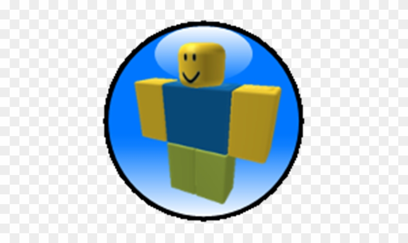 Roblox How To Get Badges For Free Noob Badge Roblox Roblox Noob Badge Free Transparent Png Clipart Images Download