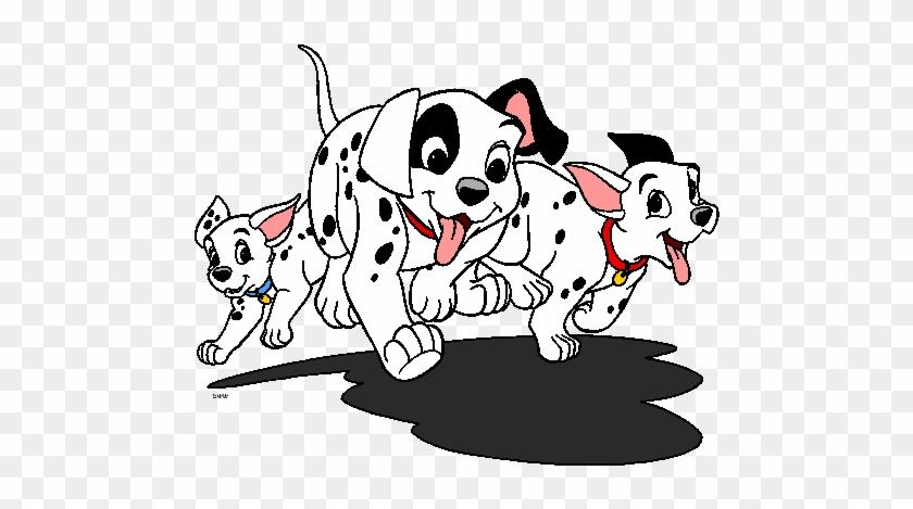 sad clipart dalmatian 101 dalmatians cartoon run free