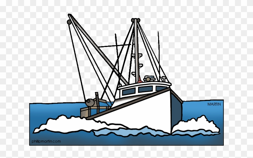 Fishing Boat Clipart Fisherman Fishing Trawler Clipart Free Transparent Png Clipart Images Download