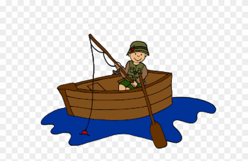 Fisherman Clipart Brown Boat Fishing Vessel Free Transparent Png Clipart Images Download