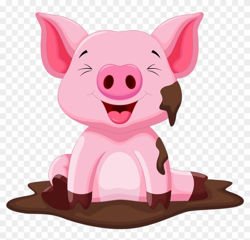 Фото, Автор Soloveika На Яндекс - Cute Pig Cartoon #1002680