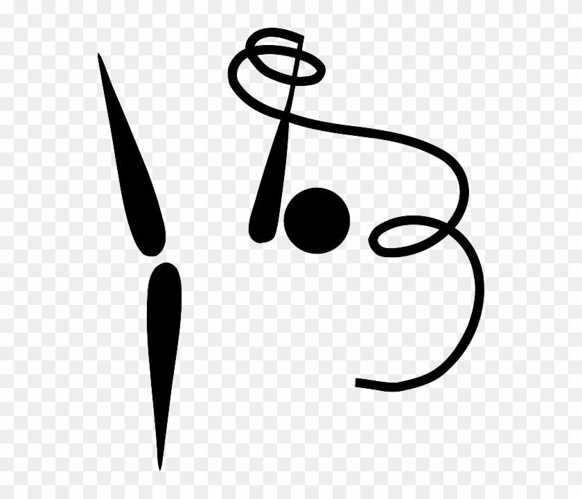 Ribbon, Sports, Pictogram, Gymnastics, Rhythmic - Rhythmic Gymnastics Olympic Logo #1002959