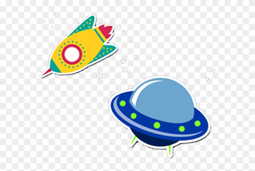 Unidentified Flying Object Drawing Flying Saucer Clip - Flying Saucer #1002985