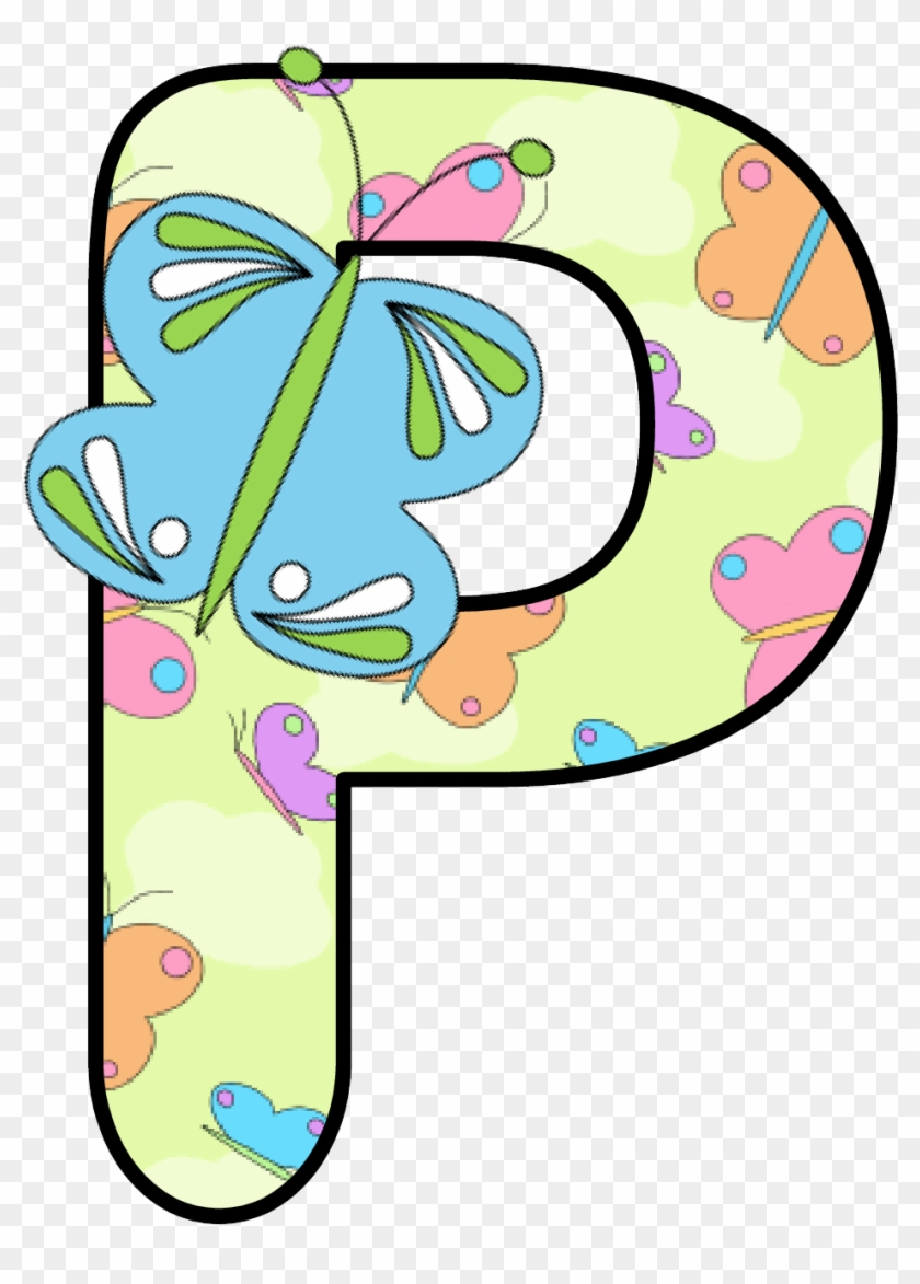 Ch B *✿* Alfabeto Mariposas De Kid Sparkz - Alfabeto Mariposas #1003332