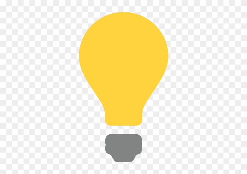 Electric Light Bulb - Light Bulb Emoji - Free Transparent ... Sun And Light Bulb Emoji
