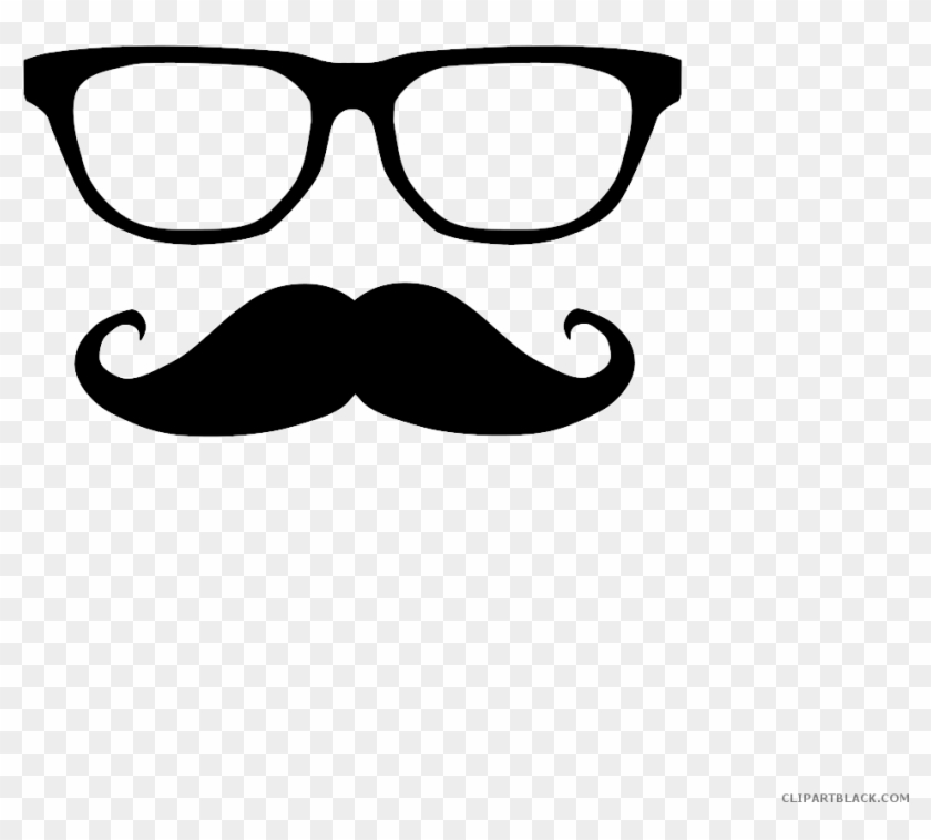 hipster glasses tools free black white clipart images funny binder