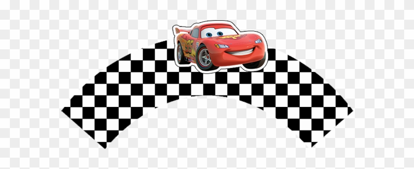 Cars Party Free Printable Wrers Cupcake 2 Lightning Mcqueen 1004744