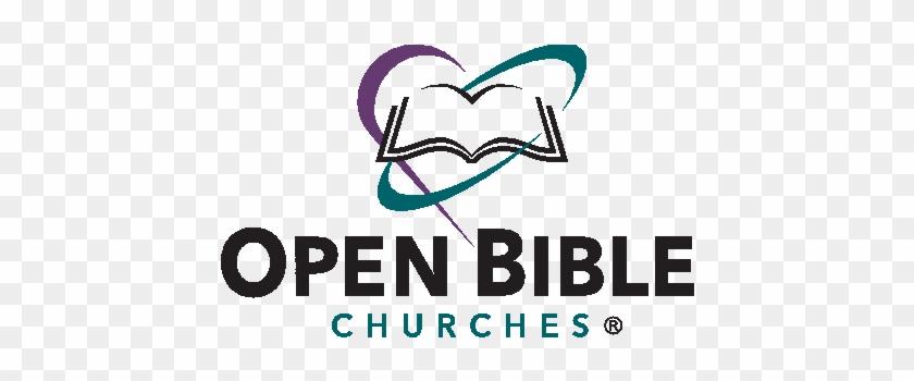 Book Clipart Open Bible - Open Bible Standard Churches Trinidad #1004946