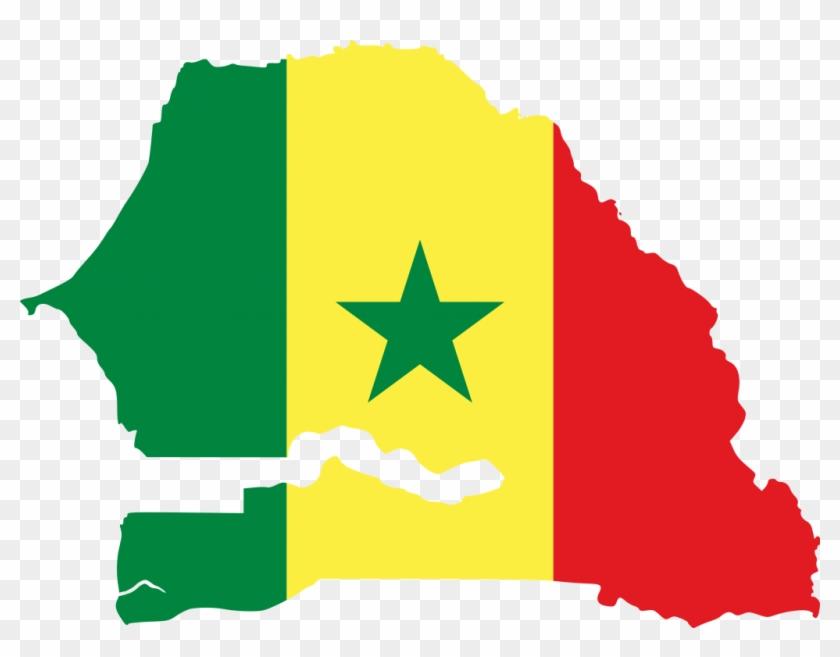Flag Map Of Africa.Miss Teen Africa Senegal Senegal Flag Map Free Transparent Png