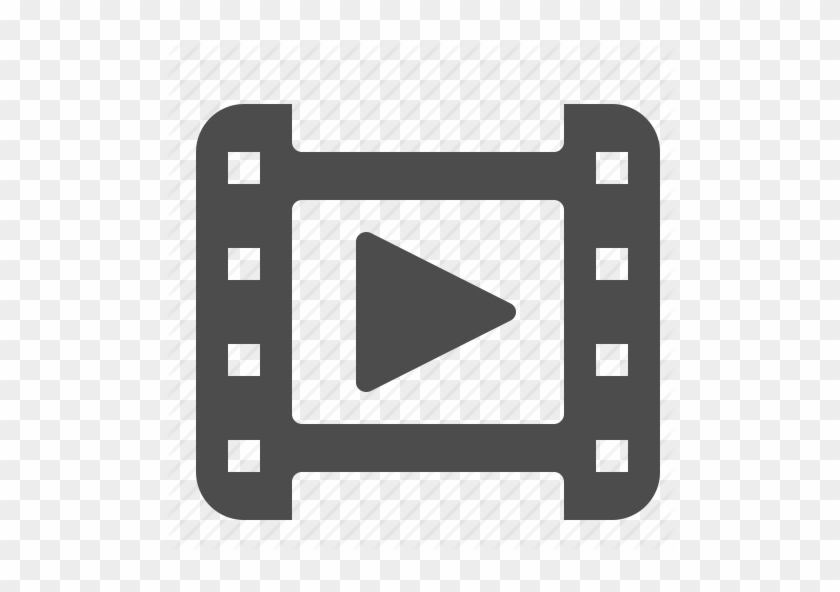 Watch A Movie Clip Icon - Watch Movie Icon Png #1006334