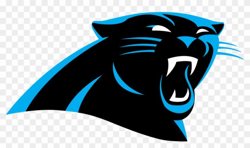 Carolina Panthers Nfl Team Logo By Sjvernon On Deviantart - Carolina Panthers Logo Vector #1006423