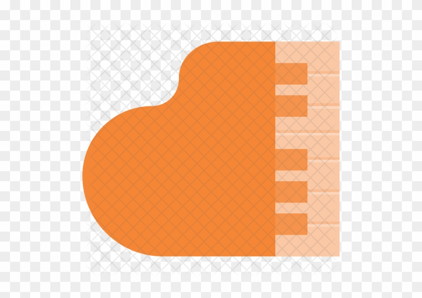 Piano Icon - Musical Instrument - Free Transparent PNG