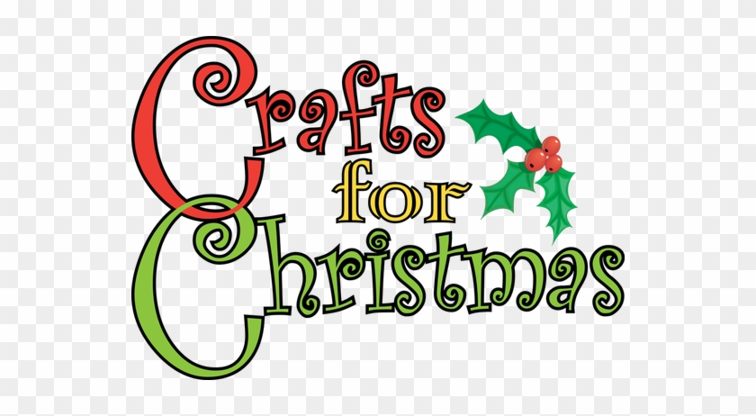 2016 Bjhs Holiday Art And Craft Show - Christmas Arts And Crafts Clipart #1006519