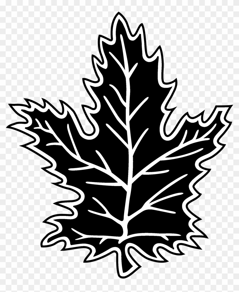 Toronto Maple Leafs Logo Black And White Toronto Maple Leafs Free Transparent Png Clipart Images Download