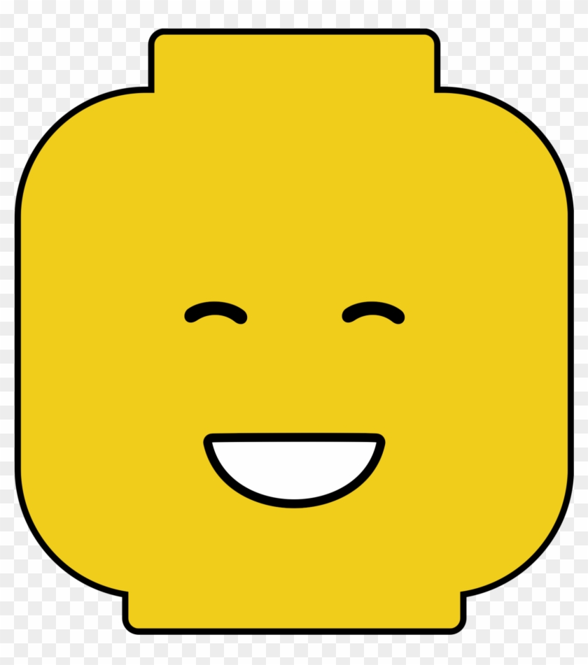 Type Hd, - Lego Minifigures Face Printable - Free Transparent PNG