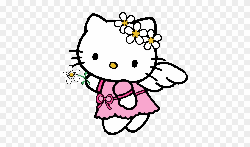 Hello Kitty Clip Art - Hello Kitty Coloring Pages #1007135