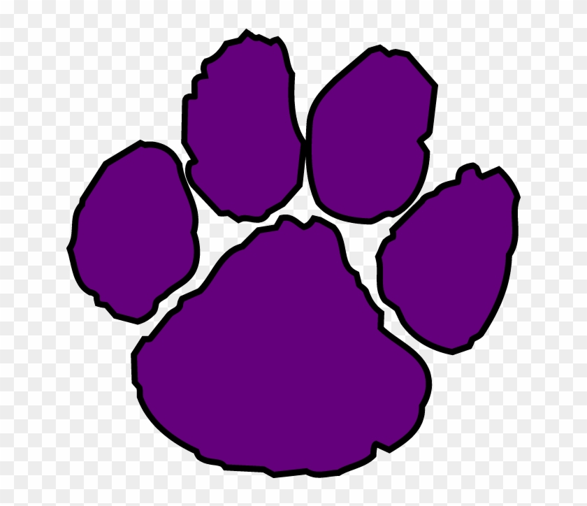 Free PNG Cougar Paw Print Clip Art Download - PinClipart