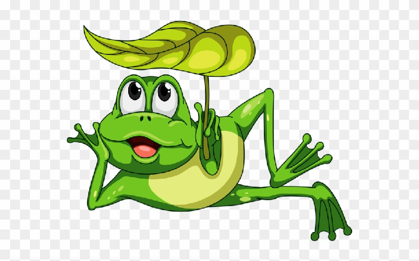 Amphibian Clipart Animated - Cartoon Image Of Frogs #1007613