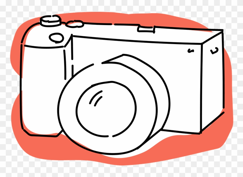 Digital Camera Clipart Easy - Digital Camera Clipart Easy
