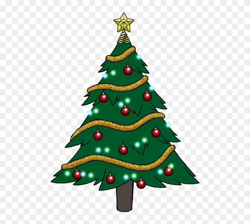 Dancing Christmas Tree Animated Gif Cartoon Christmas Tree