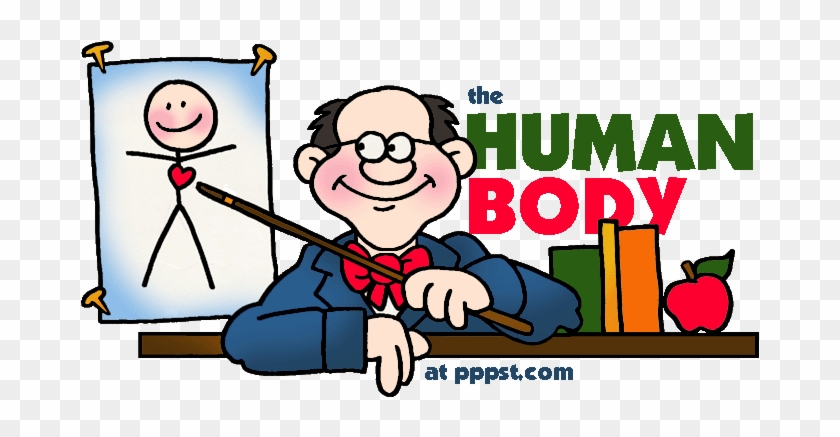 Free Powerpoint Presentations About The Human Body - Human Body System Cartoon #1008459