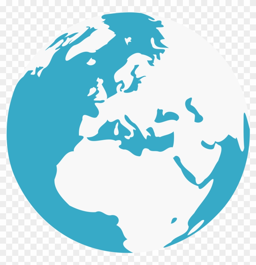 earth clipart simple europe globe vector free transparent png rh clipartmax com globe europe vector free globe vector free lines